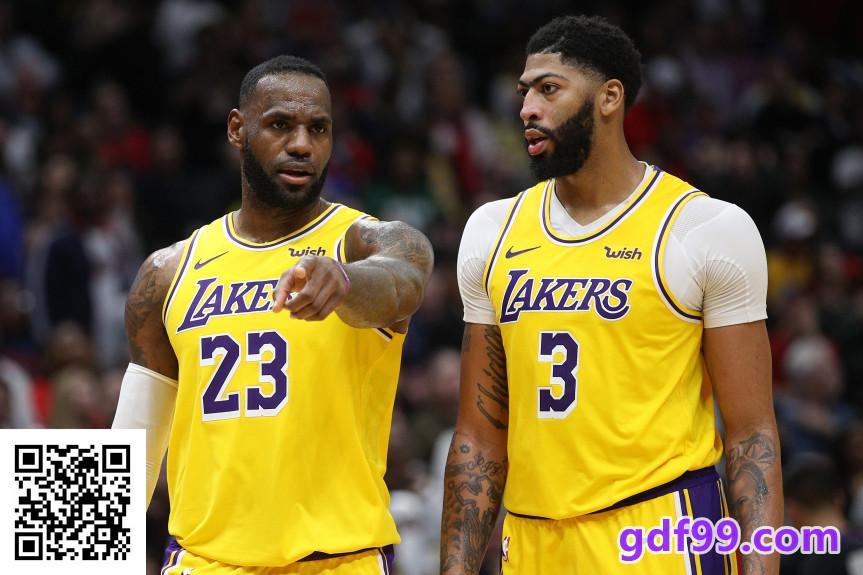 NBA湖人